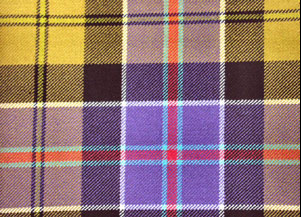 Culloden tartan by Lochcarron